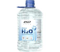 Вода дистиллированная Lavr Ln5002 3.35л