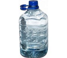 Вода дистилированная Еврохимэкспорт (5л)